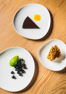 bitter-chocolate-tart-sorrel-sorbet-wildflower-honeycomb-photographer_-alana-dimou